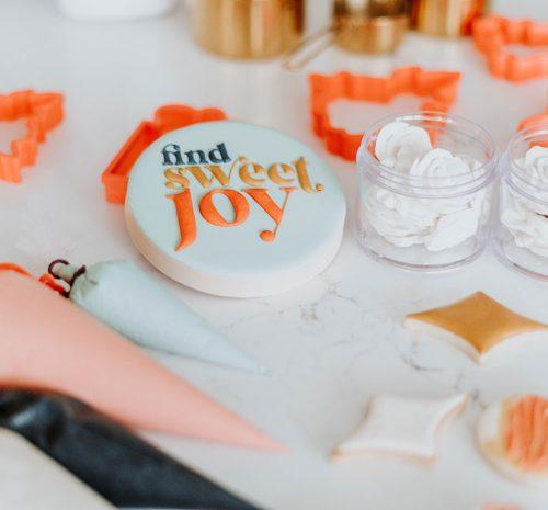 Find Sweet Joy Cookies